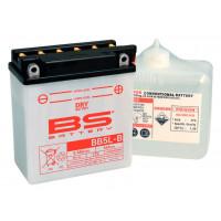 BB5L-B Аккумулятор BS, 12В, 5Ач 65 А 120x60x130, обратная ( -/+ ) (YB5L-B)