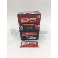 BSLI-02 Аккумулятор BS-Lithium 12В 2 Ач, 24 Wh, 140A 106x56x85, обратная ( -/+ )