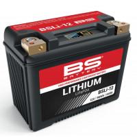 BSLI-12 Аккумулятор BS-Lithium 12В 8 Ач, 96 Wh, 440A 165x86x130, прямая ( +/- )