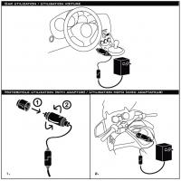 PA-03 Провод переходник в прикуриватель Cigar plug