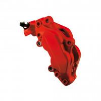 Краска для суппортов FOLIATEC Racing Rosso Red красная МАТОВАЯ (2175)