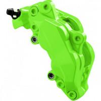 Краска для суппортов FOLIATEC Toxic Green кислотно зеленая глянцевая (2177)