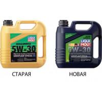 НС-синтетическое моторное масло Leichtlauf Special AA 5W-30