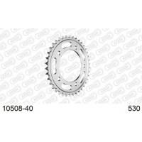 10508-40 звезда задняя (ведомая) стальная , 530, AFAM (JTR302.40)