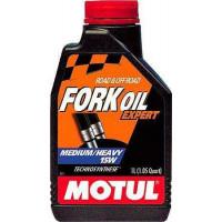 Вилочное масло Motul Expert Fork Oil 15W