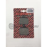 AGPA42OR Тормозные колодки Accossato Organic (FDB2074)