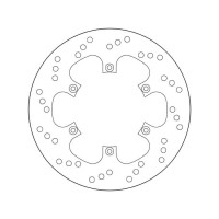 68B40781 Тормозной диск Brembo