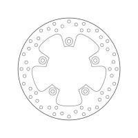 68B407F1 Тормозной диск Brembo