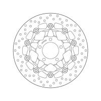 78B40820 Тормозной диск Brembo