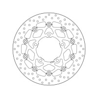 78B40864 Тормозной диск Brembo