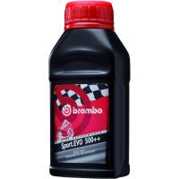 04.8164.50 Жидкость тормозная BREMBO Racing SportEVO 500++ DOT4 0.25L