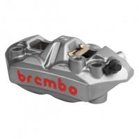 220988530  Комплект радиальных суппортов Brembo M4 Monobloc Titanium Radial Calipers 100mm