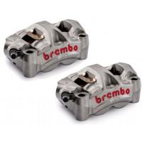220A88510 К-кт радиальных тормозных суппортов BREMBO M50 100мм моноблок
