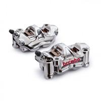 220B01020 GP4-RX комплект тормозных суппортов BREMBO 100мм