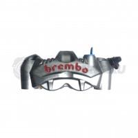 220C78310 К-кт тормозных суппортов Brembo Racing GP4-RS 108мм (литой моноблок 4*30мм)