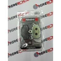Ferodo FDB2012P Тормозные колодки дисковые MOTO, блистер 2 шт