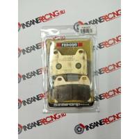 Ferodo FDB2042ST Тормозные колодки дисковые MOTO, блистер 2 шт