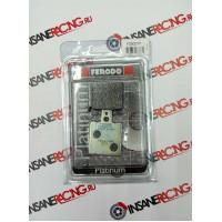 Ferodo FDB207P Тормозные колодки дисковые MOTO, блистер 2 шт