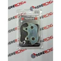 Ferodo FDB2097PRP Тормозные колодки дисковые MOTO, блистер 2 шт (07HD16)