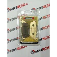 Ferodo FDB570ST Тормозные колодки дисковые MOTO, блистер 2 шт