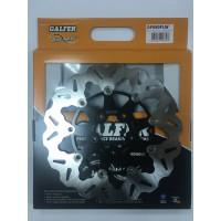 Лепестковый тормозной диск Galfer DF680FLW