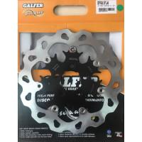 Лепестковый тормозной диск Galfer DF681FLW
