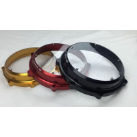 Прозрачная крышка сцепления KBIKE CAFZ016N для проскальзывающего сцепления Ducati