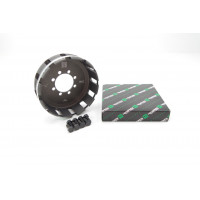 Комплект сцепления DUCATI (фрикционные диски 7шт + корзина сцепления) CAMP0SW1545