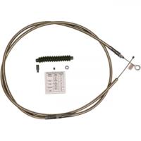 Трос сцепления для Harley Davidson MAGNUM BYO® Stainless 2-Piece Clutch Cable – 96+ Dyna & Softail