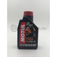 Масло моторное Motul 7100 10W40 1L