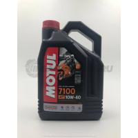 Моторное масло Motul 7100 10W40 4L