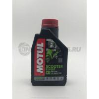 105880 MOTUL SCOOTER EXPERT 2T Минеральное моторное масло 1L