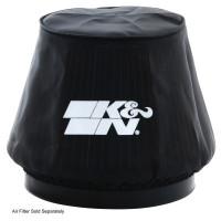 Чехол защитный D=191-127mm / H=127mm черный K&N 22-8049DK