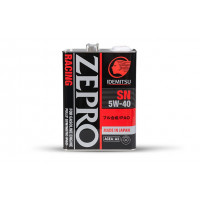 Масло моторное IDEMITSU ZEPRO RACING 5W40 SN 4L
