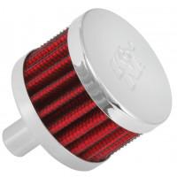 Фильтр нулевого сопротивления универсальный K&N 62-1015 Vent Filter