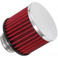 62-1390 фильтр вентиляции картерных газов d32 D76 H64 хомут, хром