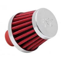 62-1600RD-L Фильтр вентиляции картерных газов d10 D51 H44 хомут, хром