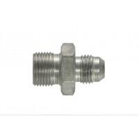 Адаптер 3/8X19 BSP-AN6 сталь, Goodridge 741-06-06P