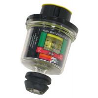 Индикатор загрязнённости воздушного фильтра K&N 85-2445 до 2.5 kPA (Объем двигателя до 2,0L)