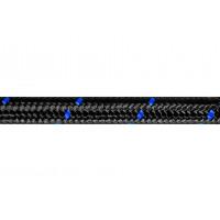Армированный шланг AN-06/D-06, A80 серия Nylon, BlackRock Lab A806BL (синий маркер)