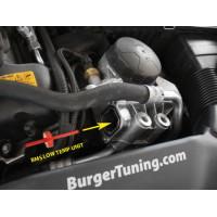 Проставка вместо масляного термостата BMS BMW N54; N55