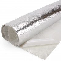 Термоизоляция Aluminized Mylar самоклеющийся 91сm*50сm, до 450°С DEI 010399