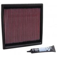 DU-0900 Воздушный фильтр пониженного сопротивления