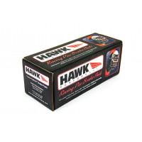 Колодки тормозные HB110N.654 HAWK HP+ Proma 4 поршн. ТМ2.334, ТМ2.332, ТМ2.316, AP RACING, Rotora