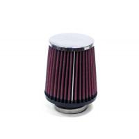 Фильтр нулевого сопротивления универсальный K&N RA-050V Chrome Filter
