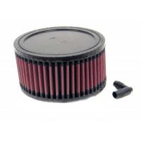 Фильтр нулевого сопротивления универсальный K&N RA-0670 Rubber Filter