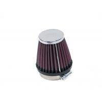RC-1062 Воздушный фильтр нулевого сопр. d49 D76 H76 конус, 2шт,хром