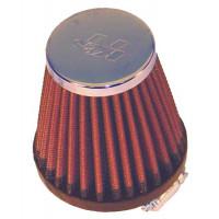 RC-2310 Воздушный фильтр нулевого сопр. d40 D76 H76 конус, хром