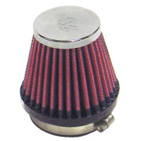 RC-2340 Воздушный фильтр нулевого сопр. d54 D76 H70 конус, хром