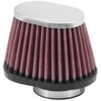 RC-2450 Фильтр хромированный универсальный (внеш.дл.102мм,внеш.шир.73мм)